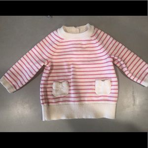 Cat and Jack nb sweater
